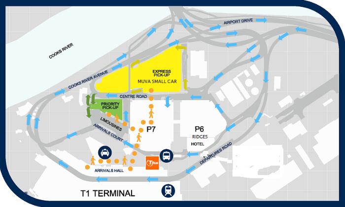 Sydney International Airport Transfers
